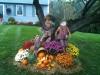 Fall Display at Home