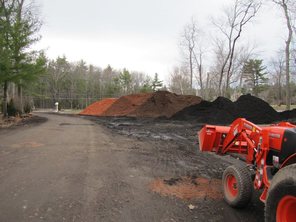 Current Mulch Piles